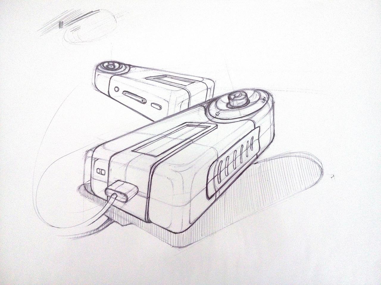 工业设计手绘稿练习