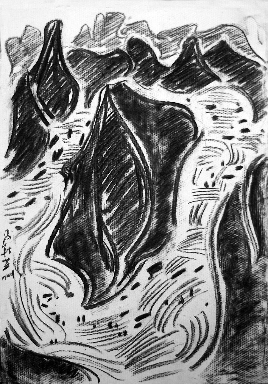 查看《09年《北方·青鸟集》作品选——零九年黑色的夏天》原图,原图尺寸:1389x1993