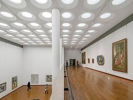 东京国立西洋美术馆 ——柯布西耶