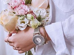手表拍摄  手表创意图拍摄 女表拍摄
