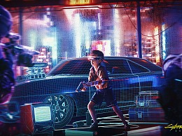 Cyberpunk 2077 Visual(4)