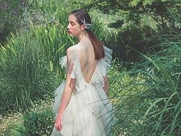 花境中的仙女,遇见兰奕仙裙