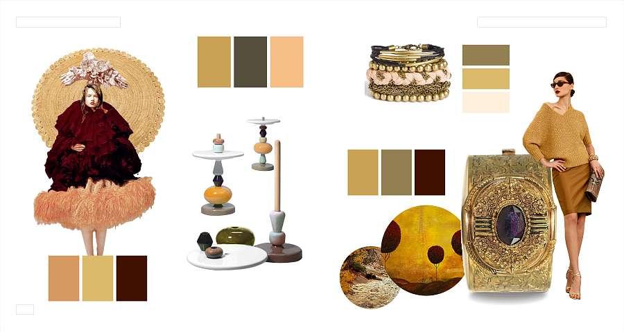 色彩设计概念图图片