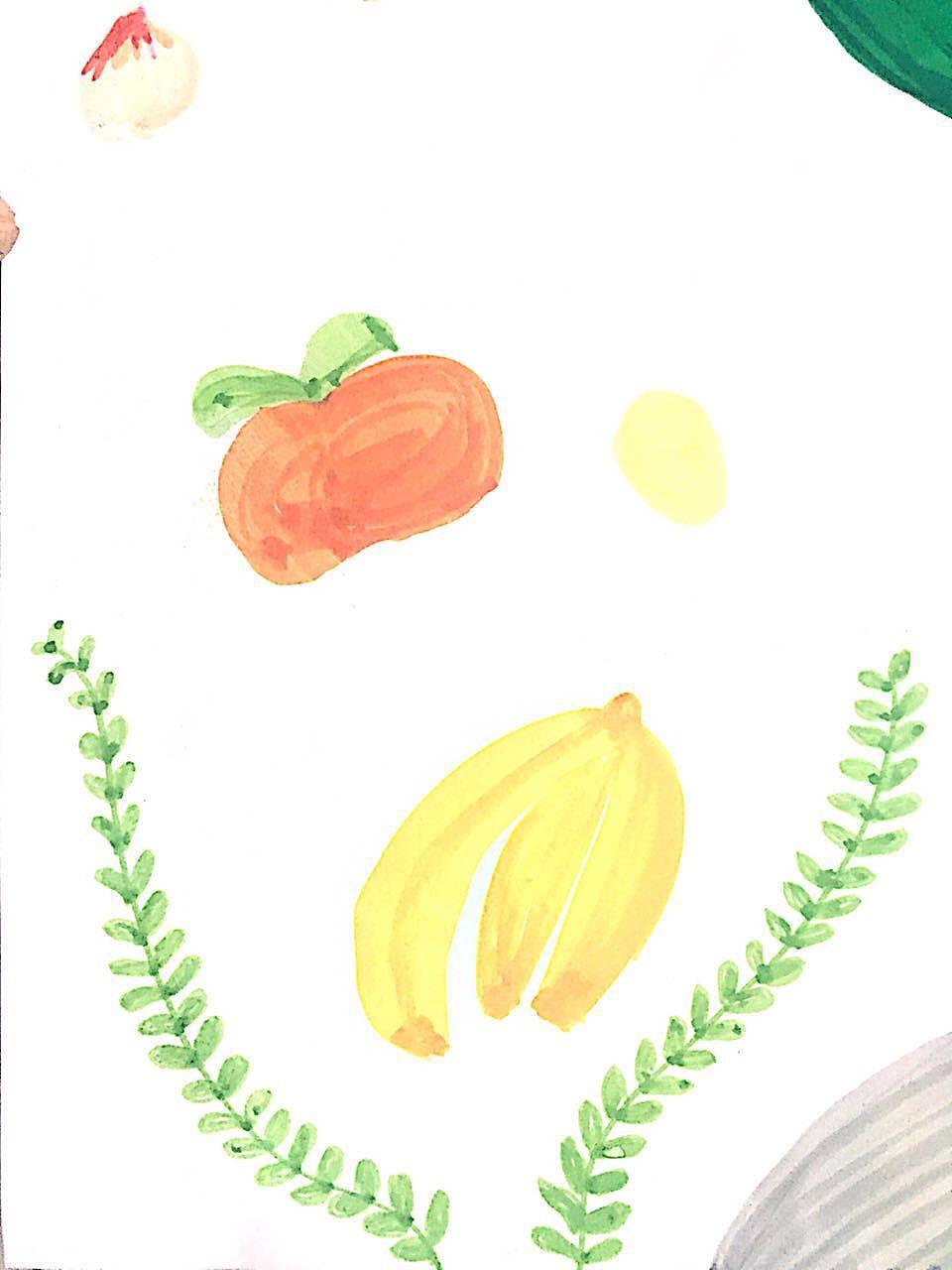 最近用马克笔画的一些练习
