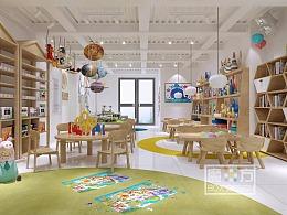 石景山儿童乐园空间设计