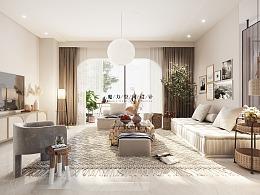 【魔方】北欧复古•厦门住宅项目