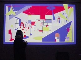 2020 《创造艺术的独一无二》模拟互动影像