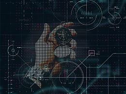 超酷科技感电影海报