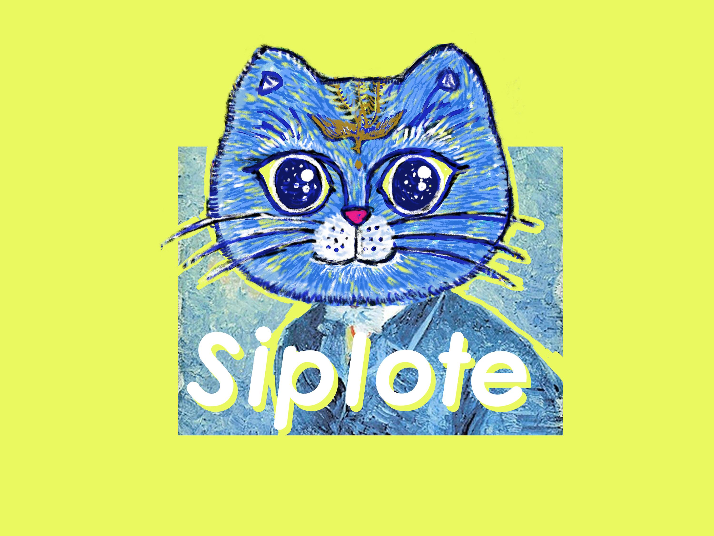 猫咪插画——九尾猫|插画|涂鸦/潮流|晕仙儿 - 原创