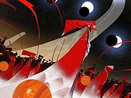 GGAC第二届全球游戏美术概念大赛奖项全揭秘第二弹!
