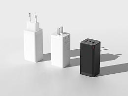 GaN氮化镓迷你快充充电器