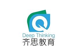 齐思教育logo设计