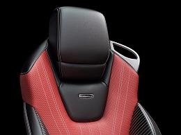 奔驰AMG座椅