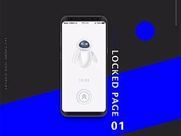 轻质感手机主题设计-GUI展示