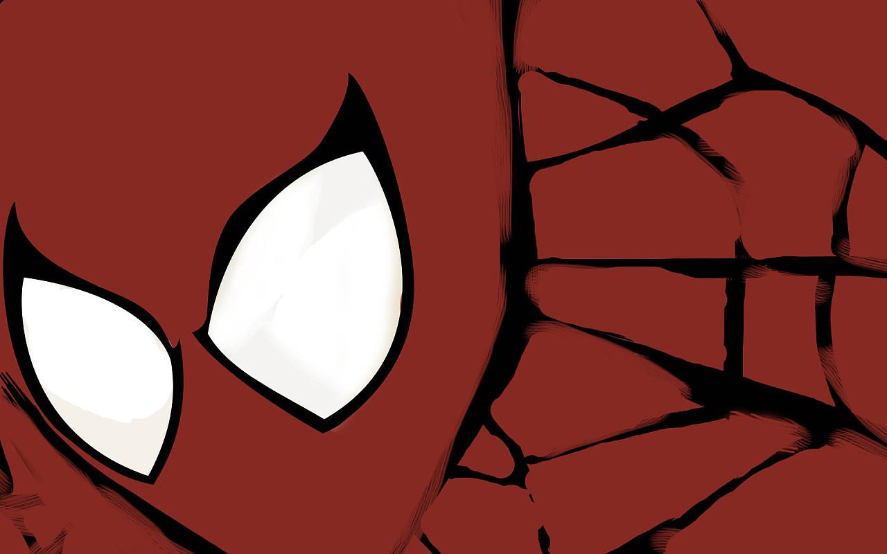 漫威超级英雄 欢迎界面图片