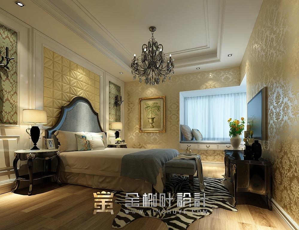 家装效果图|三维|建筑/空间|jinshuye520 - 原创作品