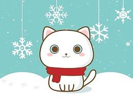 多吉猫 微信表情