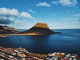 遥远星球-冰岛mavic pro 2 哈苏版航拍