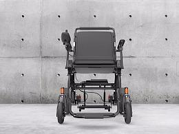 电动代步轮椅设计