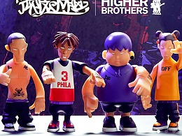 Higher Brothers Art
