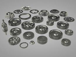 工业齿轮 机械齿轮