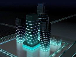 三维建筑场景练习