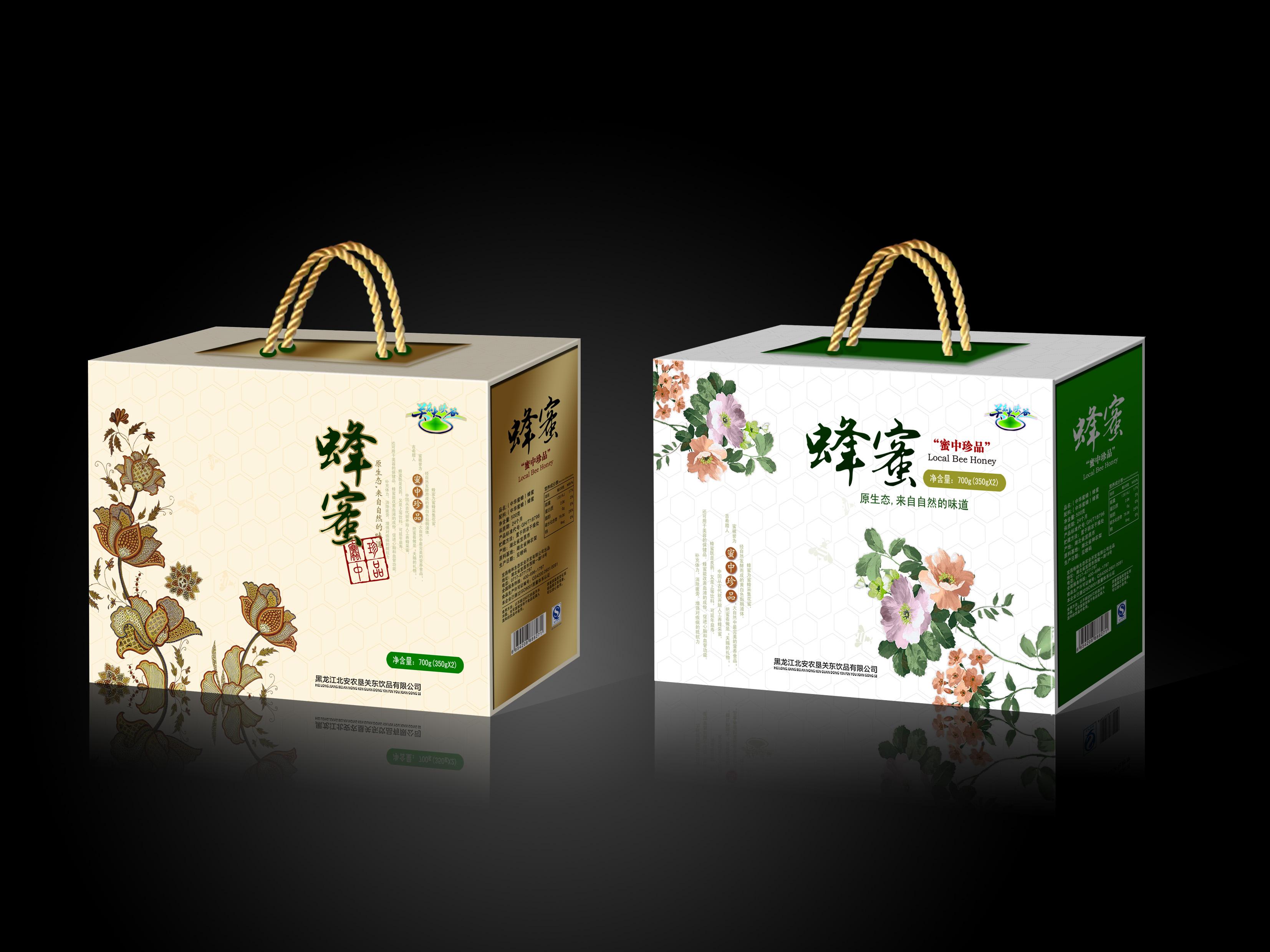 蜂蜜包装_食品包装设计_艺鼎鹏图片