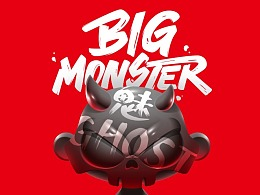 BIG MONSTER IP设计延展