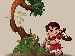 VA国际艺术教育动画设计专业作品集
