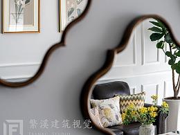 【繁溪建筑摄影】山东淄博家装设计室内空间摄影一组