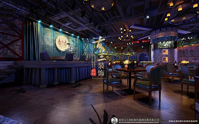 天水市碧池酒吧 达州古堡酒吧设计 达州古堡酒吧装修公司