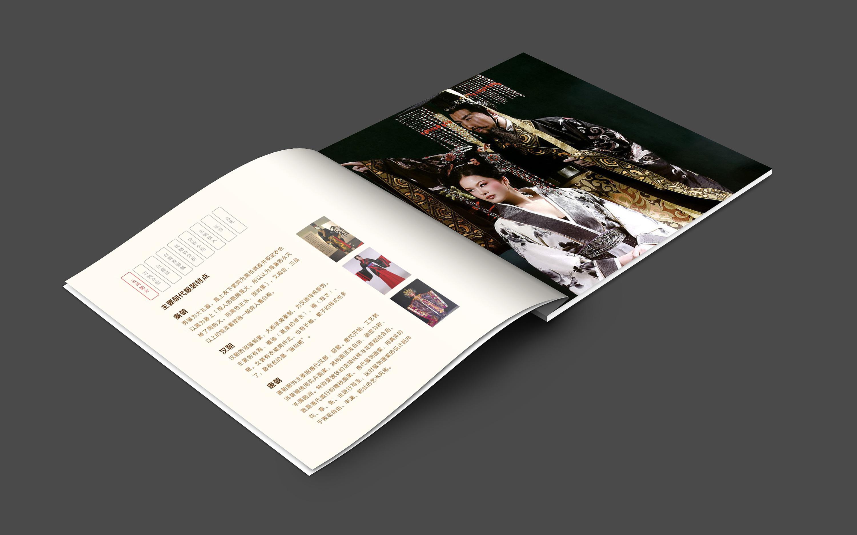 两本小册子图片