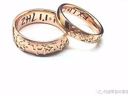 拥有全世界独一无二的戒指其实不难,你也可以!