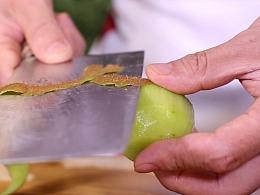 食养频道创意水果  第二十二季 猕猴桃冬瓜汁