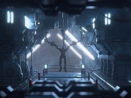 《机甲觉醒》 | 台电内存概念广告