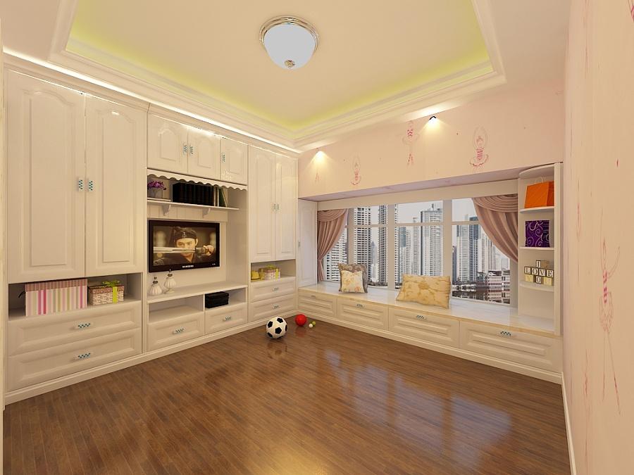 好莱客衣柜 原创|室内设计|空间|小可乐猪 - 原创设计