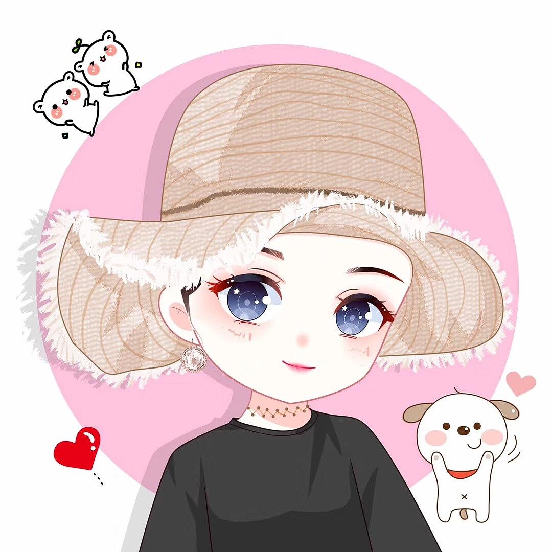 水灵灵 动漫 孩子漫画 熊肖像原创馆YJ-手绘作油马路漫画图片
