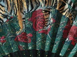七夕-  Tiger rose