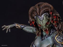 Gods and Mythos 古希臘神話:蛇發女妖 美杜莎 雕像