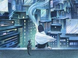 《南村传奇》小说封面及内页插图