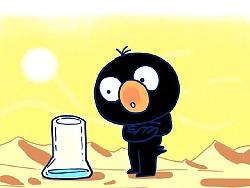 #小矛毁童年# 乌鸦喝水第四十二集。