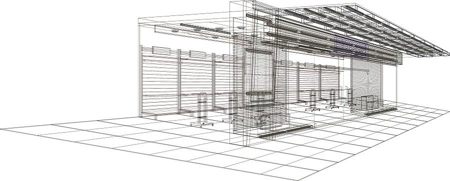 建筑/空间|三维|tg