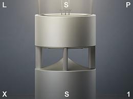 旗灵-索尼LSPX-S1 晶雅音管网页设计
