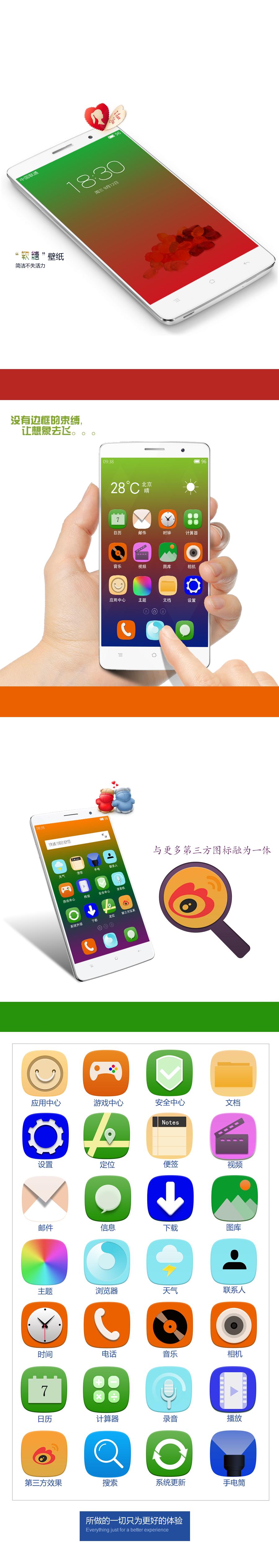 """""""软糖主题""""手机图标"""