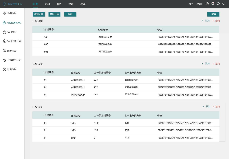 收银系统|ui|软件界面|设计wewe - 原创作品 - 站酷图片