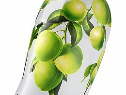 高鹏设计-果汁茶饮料包装设计