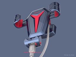 """""""巨蝎侠"""" 重力手机支架"""