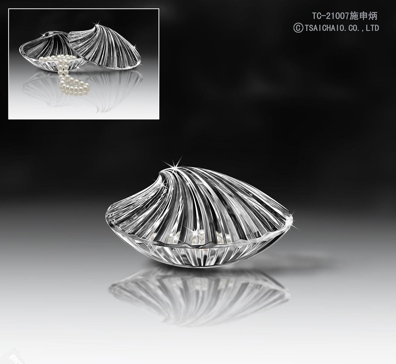 电脑手绘的透明系列 工业/产品 礼品/纪念品 宝贝蛋