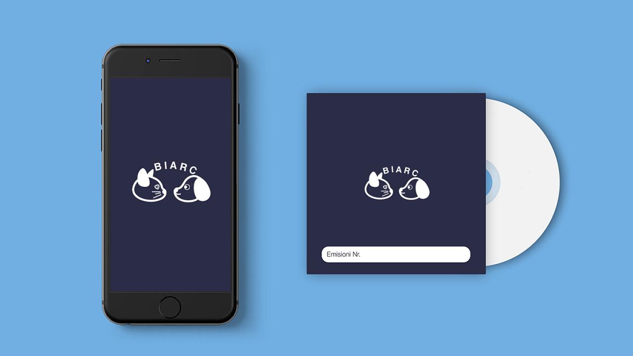 宠物医院logo设计图片