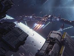 Galactic Frontline/《艦無虛發:暗星》